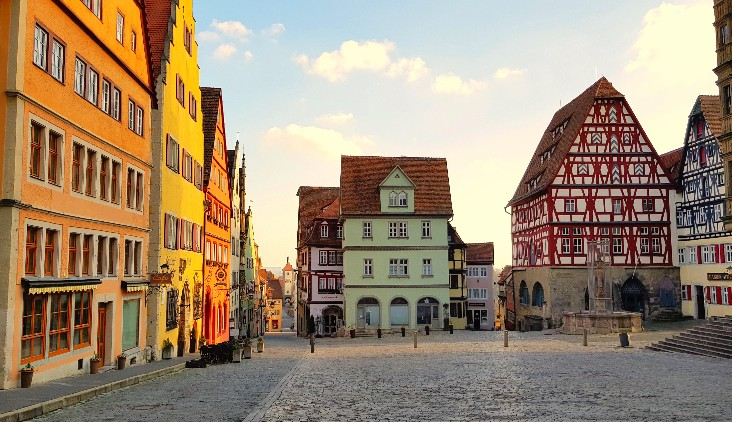 Rothenburg old town